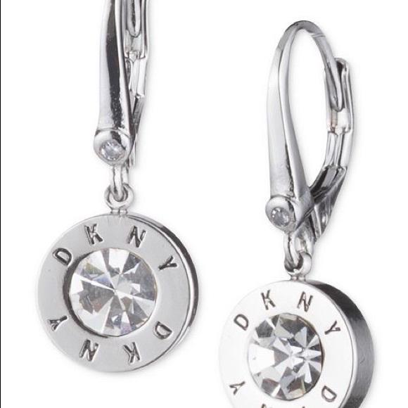 5603fa78a Dkny Jewelry | Earrings | Poshmark